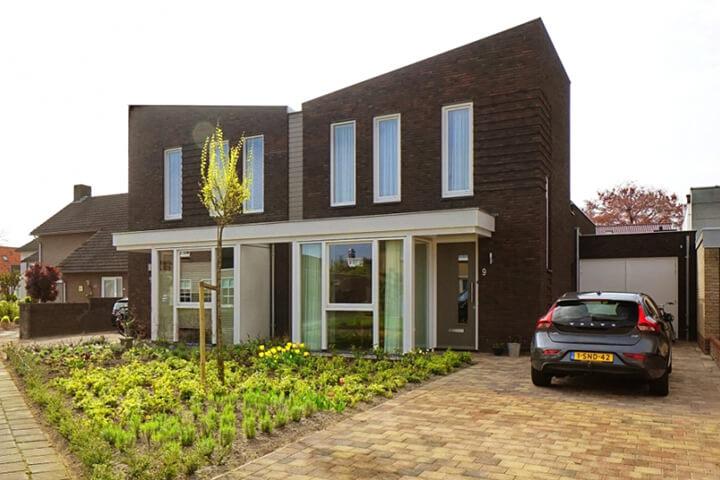 Achterstraat, Drunen, gemeente Heusden | By Brekel