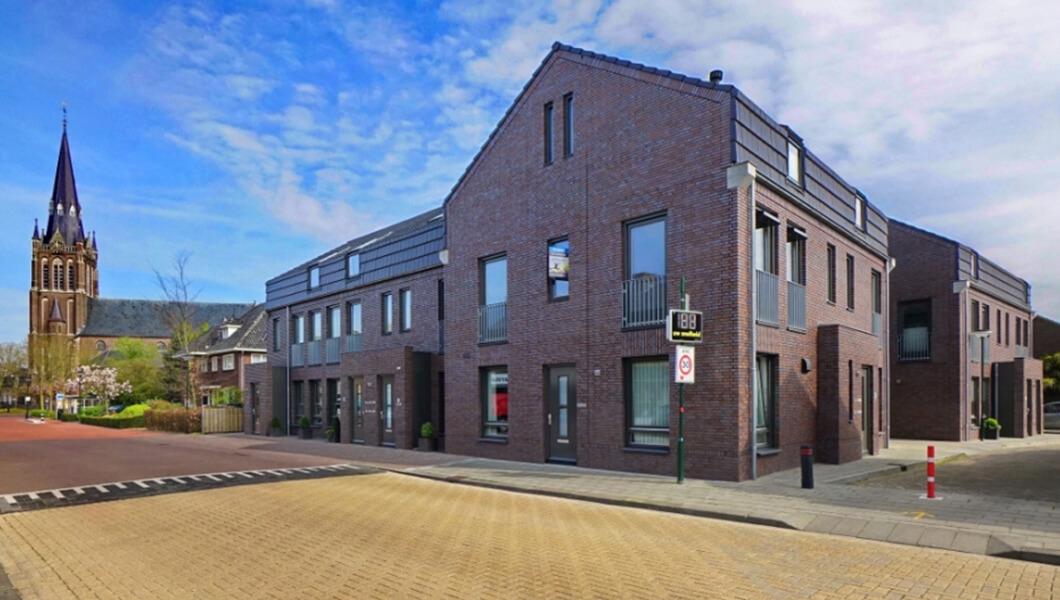 Heilig Hartplein, Den Dungen, gemeente Sint-Michielsgestel | By Brekel