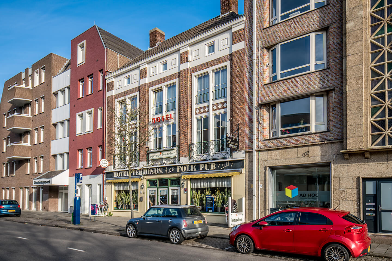 Hotel Terminus, 's-Hertogenbosch | By Brekel