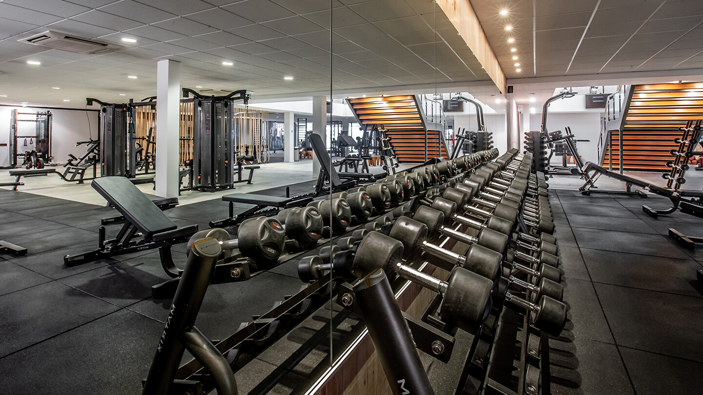 The Local Gym, Kaatsheuvel | By Brekel