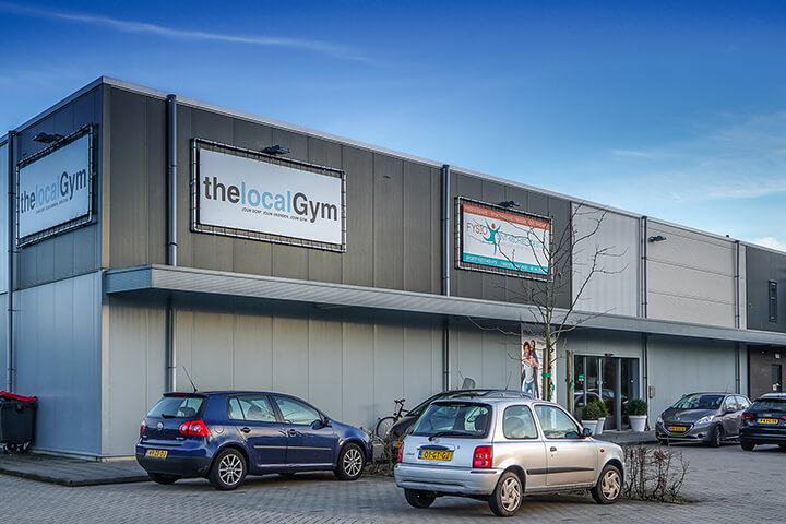 The Local Gym, Sint-Michielsgestel | By Brekel